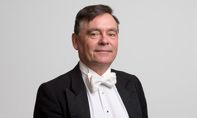 NZSO's Gregory Squire