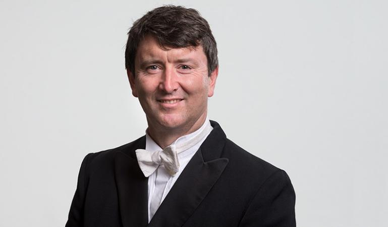 NZSO's Malcolm Struthers
