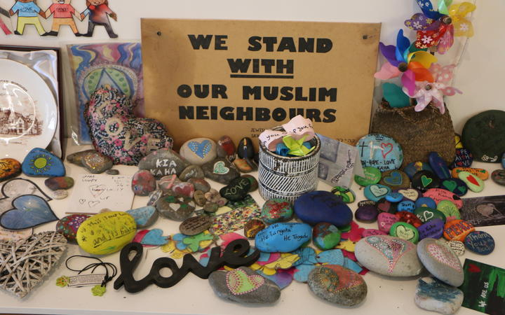Six months on: Tributes to mosque victims exhibit at Christchurch Art Gallery
