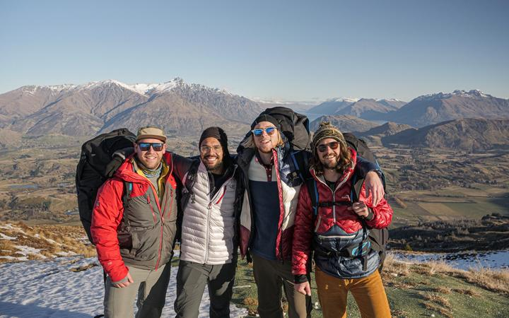 Group of Kiwis set to paraglide off Africa's tallest peak