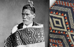 The Maniapoto Māori Trust Board questions the authenticity of the kakahu.