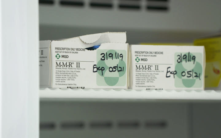 Pharmac may have to compete for measles vaccine if newest batch runs out