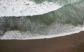 waves, beach, ocean, sea, generic