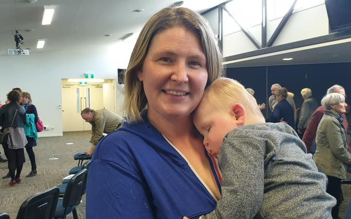 Wanaka mums call for 'real commitment' to maternity care