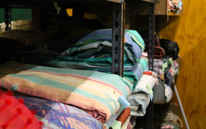 Curtain Bank in desperate need of donations as demand outstrips supply