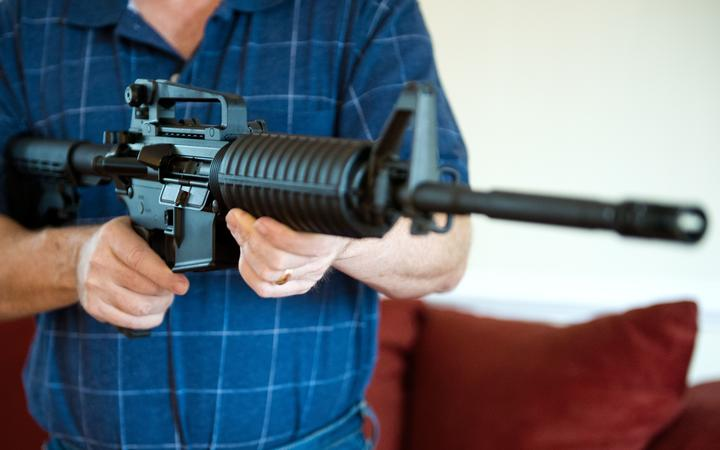 Colt AR-15 production halted for civilians