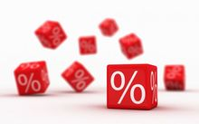 Percentage on a dice