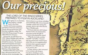 NZ Woman's Weekly is excited about the new show in Orcland.