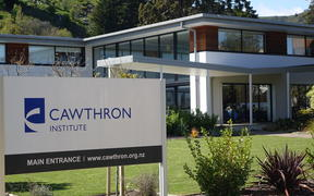 The Cawthron Institute's headquarters in Nelson.
