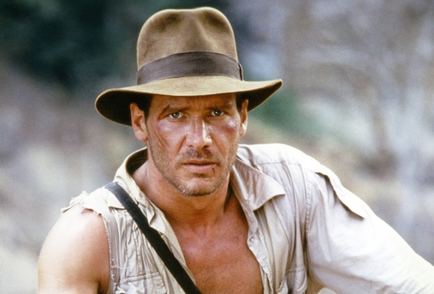 Harrison Ford (pictured) and Steven Spielberg first worked together on 1984's Indiana Jones and the Temple of Doom.