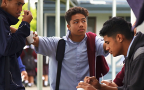 Tamaki College students said their parents had been forced to pay more for private rentals in South Auckland.