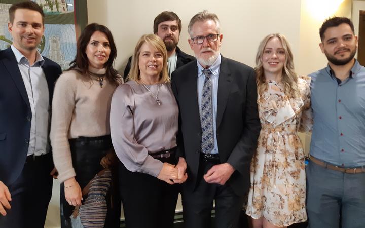 Sir John Walker bids farewell to Auckland Council