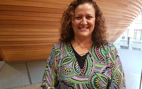 Chair of Pacific Advisory Group for the Auckland Museum, Sandra Kailahi