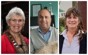 Whangārei's mayor of six years, Sheryl Mai is being challenged by Tony Savage and Alex Wright