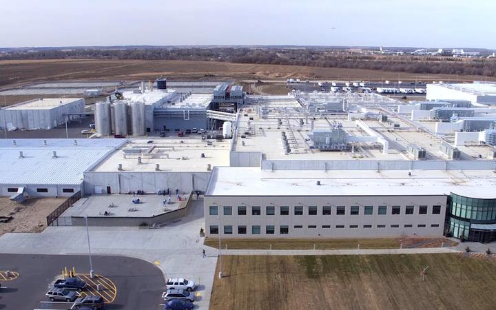 Seaboard Triumph Foods in Sioux City, Iowa