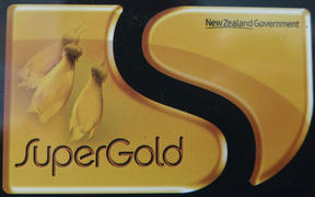 Supergold card, gold card, generic