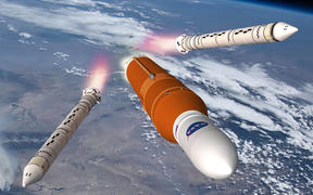 NASA's Marshall Space Flight Center is developing a Space Launch System poised to be the most powerful rocket in history.