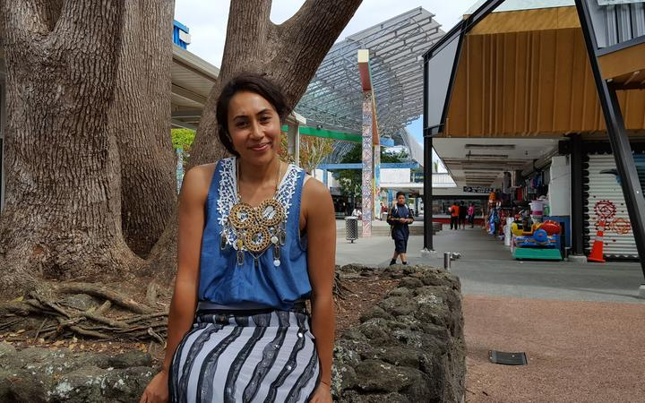 Nora Swann's second Pacific Fusion Fashion Show, will this year be staged in a dressed-up Otara Town Centre