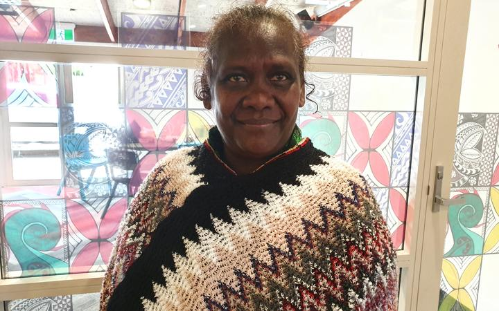 Elaine Maepio of the Solomon Islands hopes to continue to inspire and encourage her people.