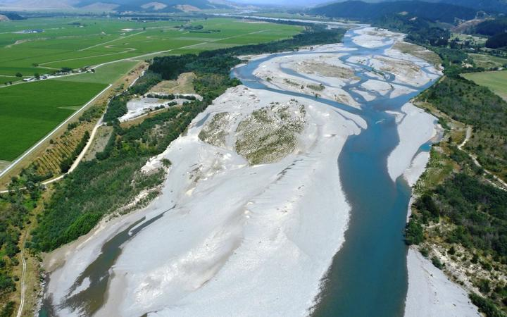 Wairau River, Malborough.