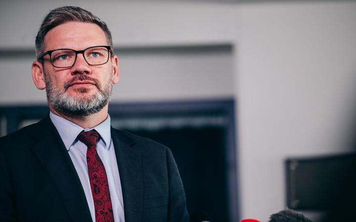 Immigration minister Iain Lees-Galloway agrees with 'last resort' report
