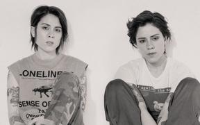 Tegan and Sara, Hey, I'm Just Like You cover image