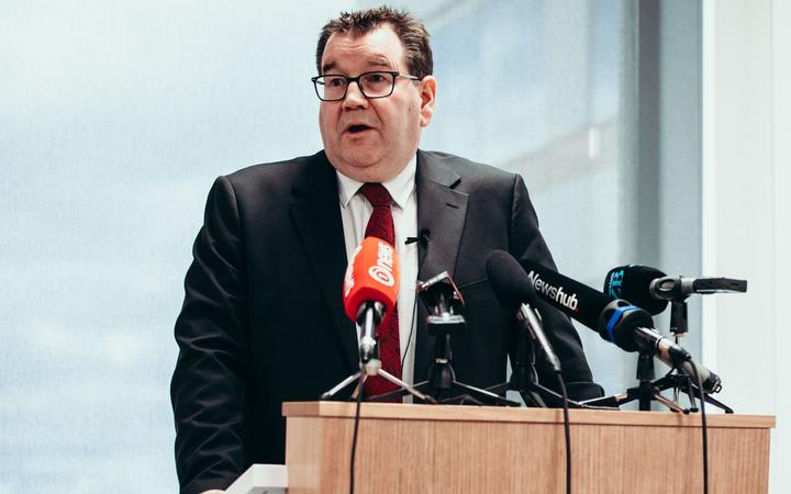 Port move north not done deal, says Finance Minister Grant Robertson
