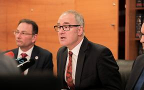 Transport minister Phil Twyford