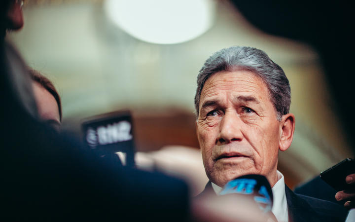 Winston Peters ordered to answer questions over MSD letter