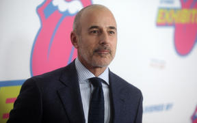 Matt Lauer in 2016.