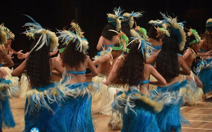 Te Maeva Nui is a showcase of Cook Islands' songs and dances.