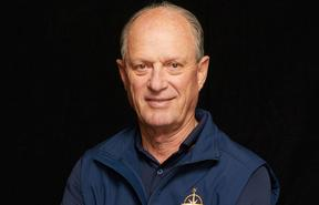 Portrait of National Geographic Explorer, and Ocean Exploration Trust President, Robert Ballard. (photo credit: National Geographic/Stewart Volland)