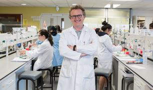 Professor Allan Blackman is a chemist at the Auckland University of Technology.