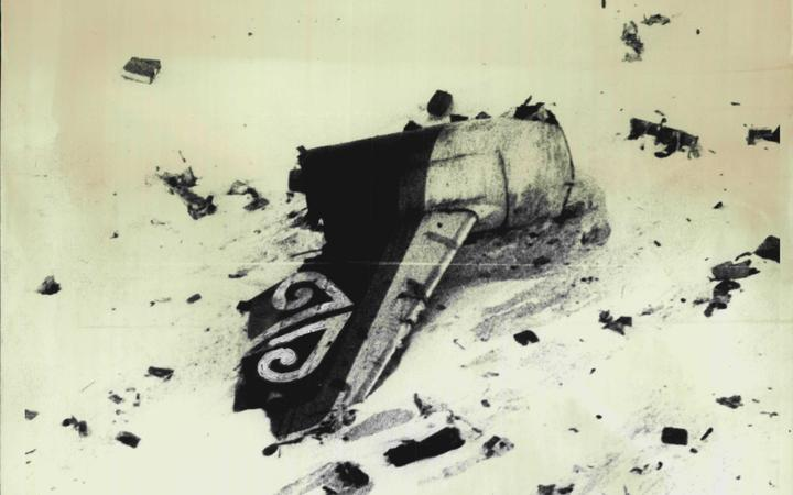 New Zealand apologizes for 1979 Antarctic plane disaster