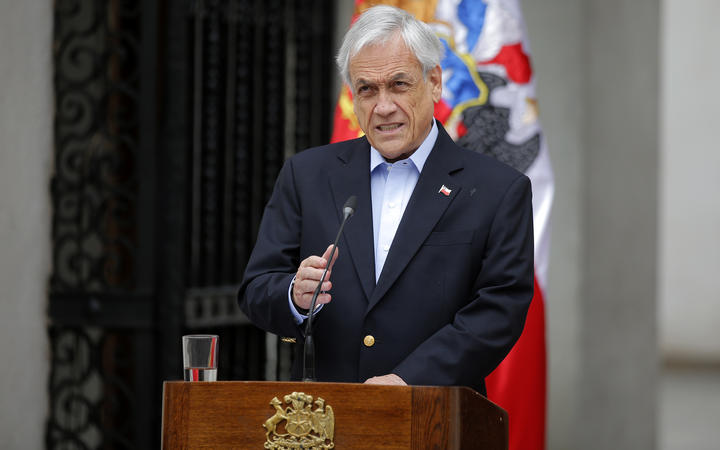 Chile calls off United Nations climate, Apec summits as protests go on