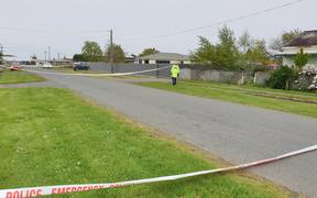 Southland area commander Inspector Mike Bowman said two Otautau addresses were currently under police guard.