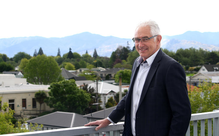 Marlborough District Council chief executive Mark Wheeler says this is not the first time Kaikōura ratepayers have wanted out.