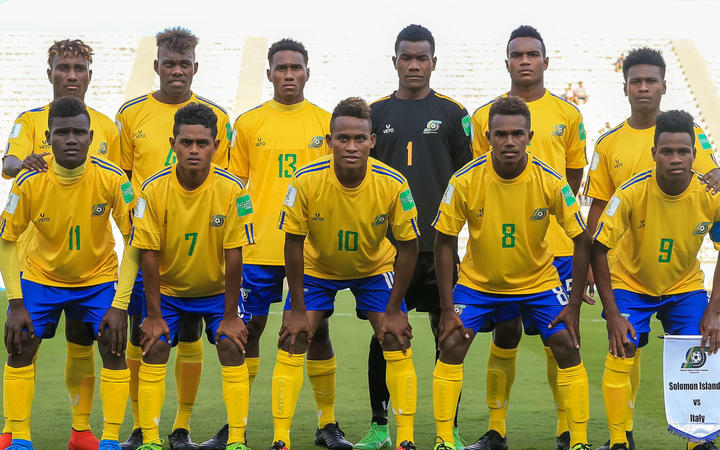 Solomon Islands U-17 Football team are making history for their country at their first ever FIFA World Cup final. 2019