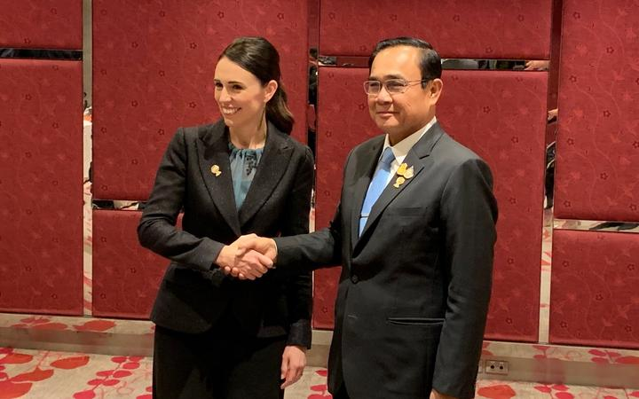 New Zealand PM welcomes significant progress on RCEP
