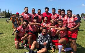 The Tonga sevens team will compete for Olympic qualification this weekend.