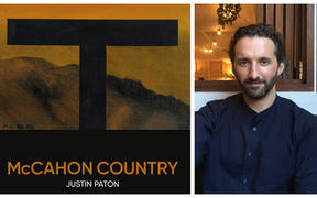 McCahon Country cover - Justin Paton
