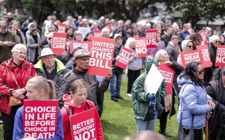 Zealand passes euthanasia bill