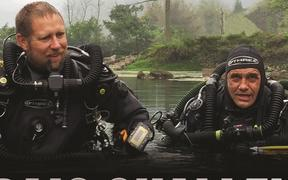 Richard Harris and Craig Challen cave rescue