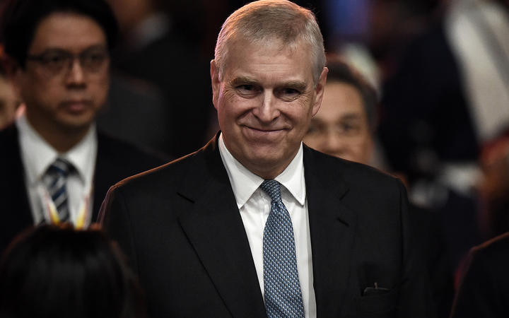 Prince Andrew scaling back on royal duties