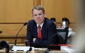 Labour MP Chris Hipkins on the Standing Orders Committee