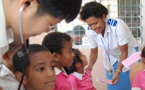 Parents in Fiji have been urged to vaccinate their children against measles.