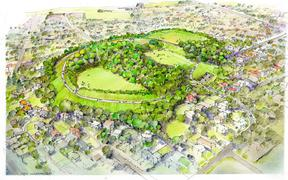 Plans for vegetation on Ōwairaka-Mt Albert