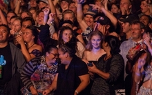 WOMAD Taranaki 2016 crowd