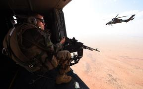 Thirteen soldiers from France's anti-terrorist Barkhane force in Mali were killed after two helicopters collided during an operation in the country's north.
