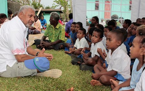Prime Minister Frank Bainimarama is urging Fijians to ensure their children are vaccinated against measles.
